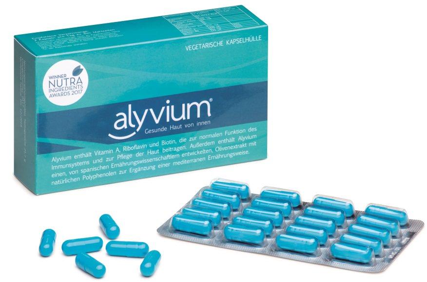 Alyvium wirkt bei Schuppenflechte und Ekzemen für eine gesunde Haut.