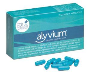 Eine Packung Alyvium