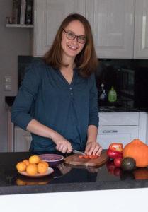 Ernährungsberaterin Dr. Verena Geurden