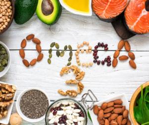 Lebensmittel, die Omega-3-Fettsäuren enthalten